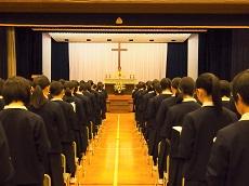学園関係者追悼ミサ1