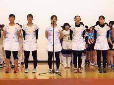 高校総体壮行会3