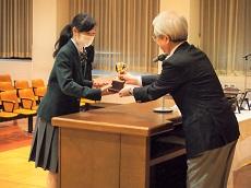 聖霊高校主催中学生英語暗唱大会3