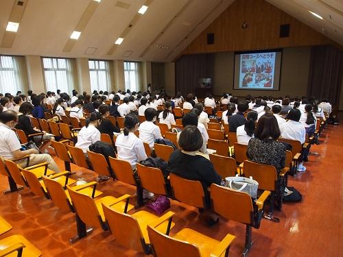 学校見学会・入試説明会01